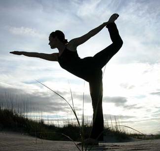 Start doing yoga