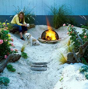 Add A Beach To Your Backyard