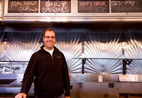Doug Katz, Chef/Owner of Katz Club Diner