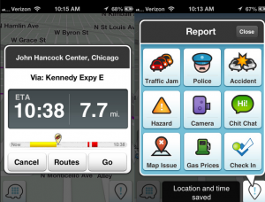 Introducing Waze, the latest fad in GPS Navigation