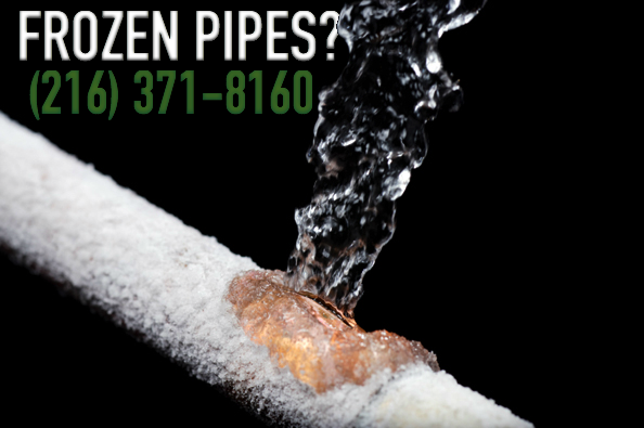 Cleveland Frozen Pipes