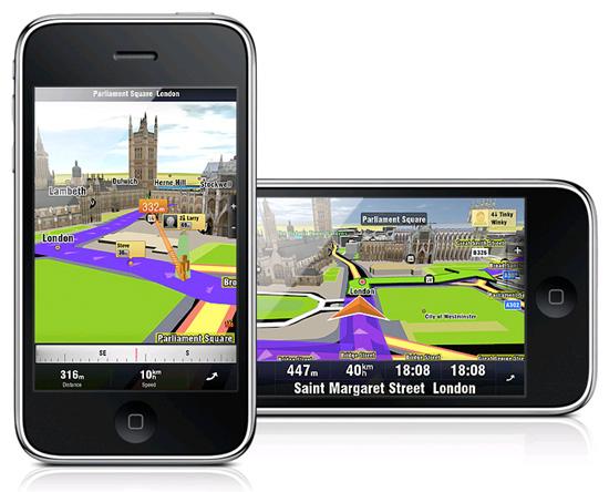Apps for Navigation