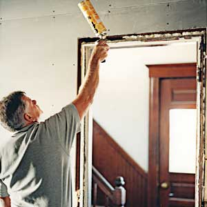 Sealing Drafts is as Easy as Adding a Bit of Insulation