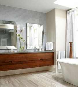 Beautiful Bathrooms are Only a Step Away