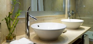 Beautiful Sinks Are a Real Eye-Catcher!