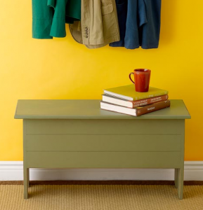 Add A New Bench To Your Hallway For A Fresh New Look