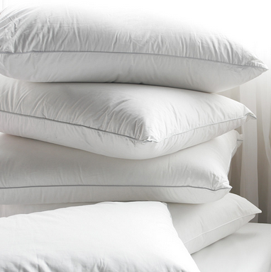 Bet You Never Thought To Clean Your Pillows