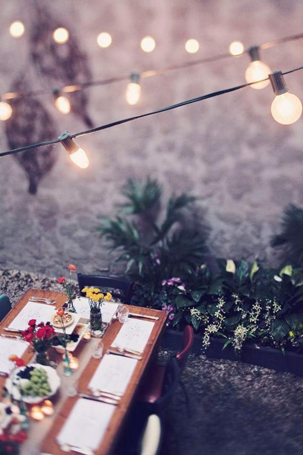 Dinner-lighting