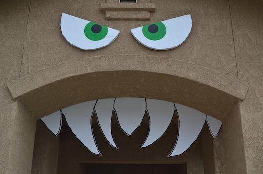 monsterfacehalloween
