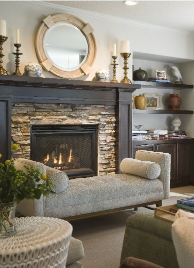 Fireplace doors can add safety, efficiency, and style to your home.