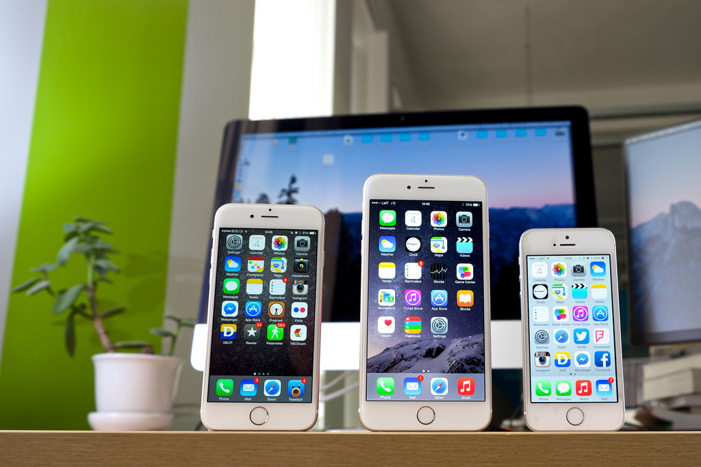The new iPhone 6 has tons of new and improved features